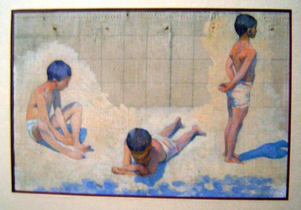 Henri-Edmond Cross Peindre le bonheur