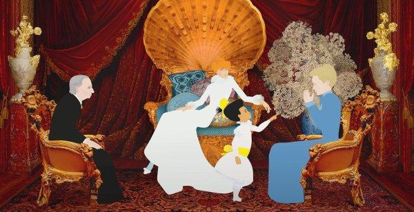 Dilili à Paris **  de Michel Ocelot  Film d'animation français, 1 h 35 À partir de 7 ans