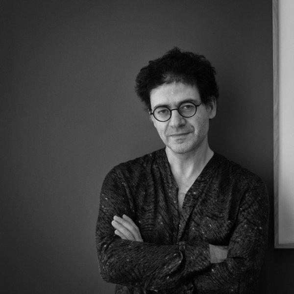 Wajdi Mouawad Directeur du Théâtre national de La Colline, à Paris