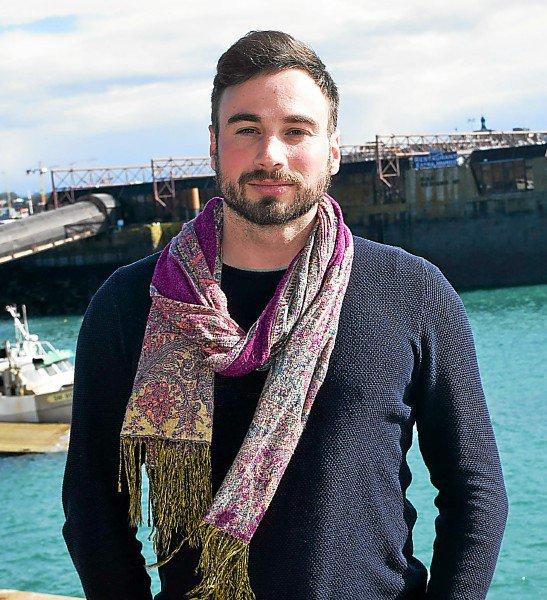 Julien Moreau, jeune triathlète de l'écologie