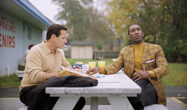 Green Book, sur les routes du Sud **  de Peter Farrelly  Film américain, 2 h 10