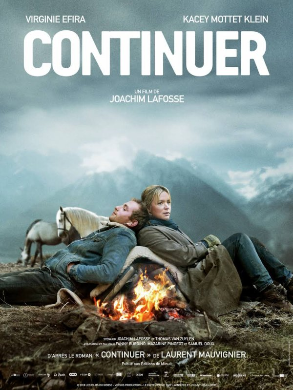 Continuer **  De Joachim Lafosse  Film franco-belge, 1 h 24