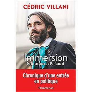 Cédric Villani Immersion