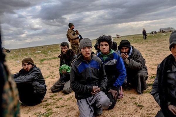 La double peine des enfants-soldats de Daech