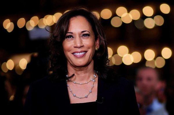 Kamala Harris, l'étoile montante des démocrates