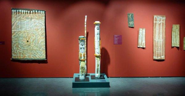 L'énergie vitale de l'art aborigène