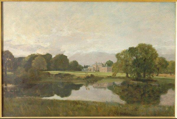 La sagesse feinte de la peinture anglaise Expo à Paris au musée du Luxembourg