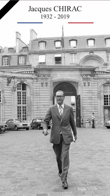 « Le dernier grand homme politique à l'ancienne »