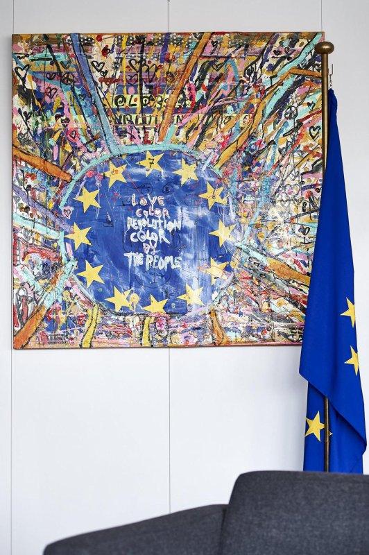 Margrethe Vestager: «Ce sont nos valeurs européennes qui nous donnent de la force»