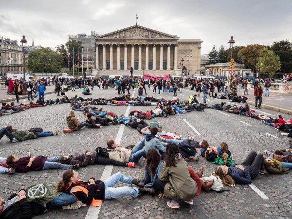 Les démocraties au défi de la désobéissance civile