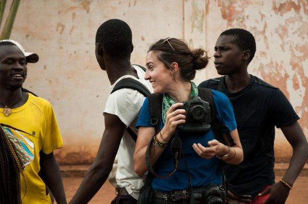 Camille***  de Boris Lojkine  Film franco-centrafricain, 1h32