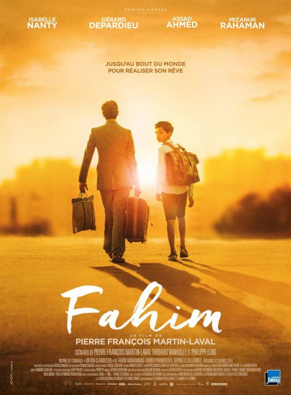 Fahim**  de Pierre-François Martin-Laval  Film français, 1h47