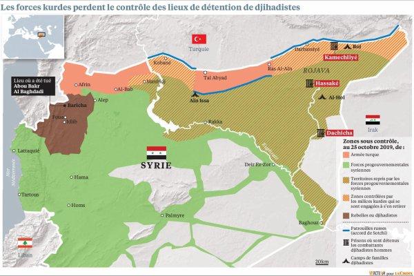 En Syrie, l'avenir incertain des djihadistes français