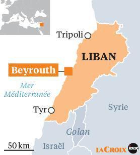 Au Liban, les racines d'une colère. Le rêve d'un nouveau Liban