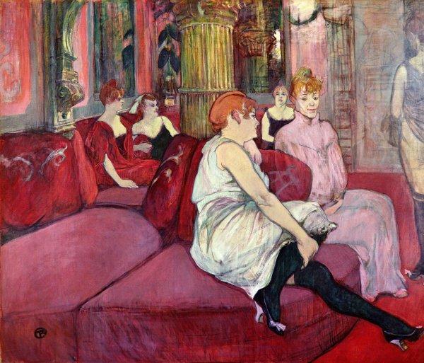 Lautrec, portraits amoureux
