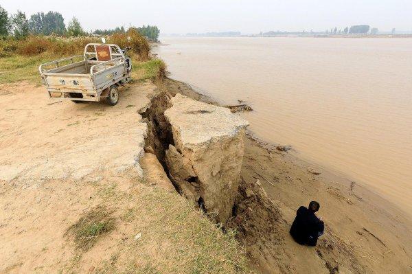 Le fleuve Jaune, au c½ur des ambitions écologiques de la Chine