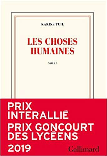Goncourt des lycéens, des romans mention très bien