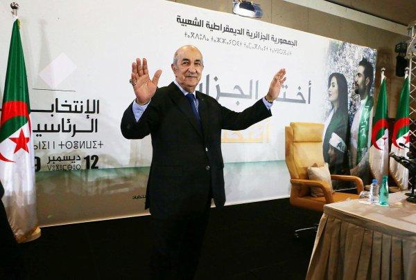En Algérie, une élection à haut risque