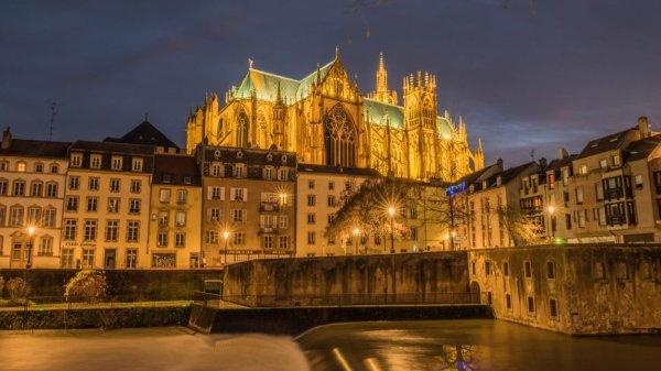 Cathédrale Saint Etienne de Metz