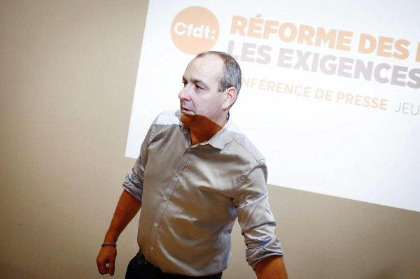 Réformes, entretien avec Laurent Berger
