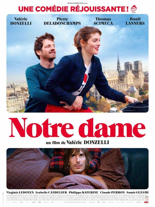 Notre-Dame **  de Valérie Donzelli  Film français, 1h30