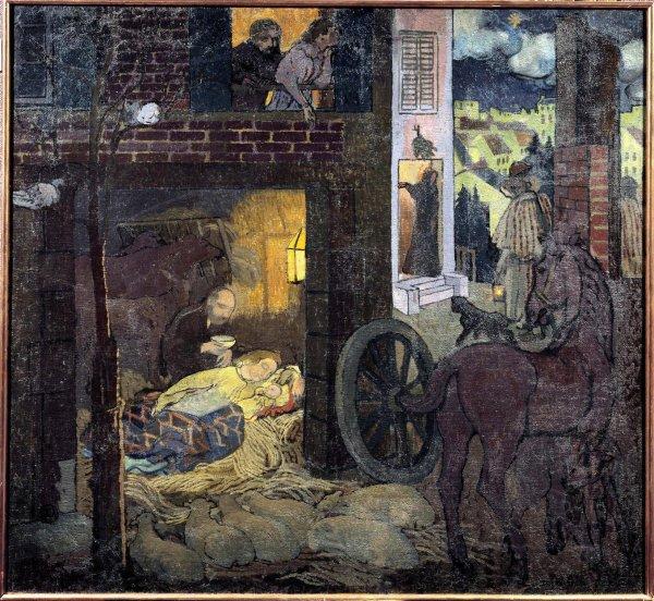 La Nativité, de Maurice Denis