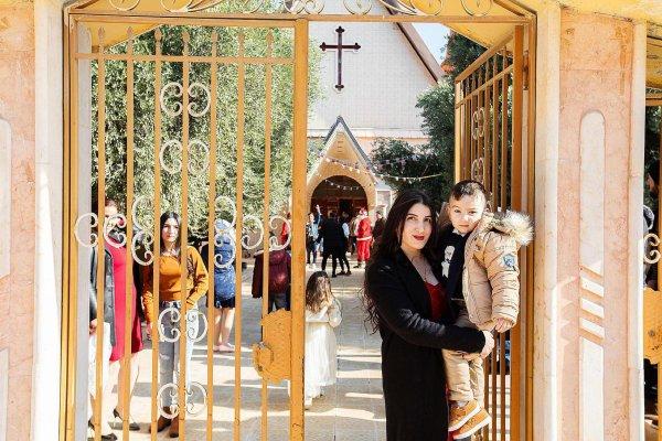 En Syrie, les derniers chrétiens du Khabour fêtent la Nativité
