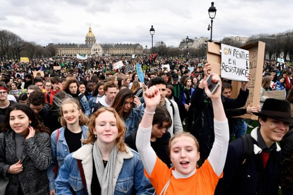Les jeunes sont-ils prêts à changer de comportement pour la planète?
