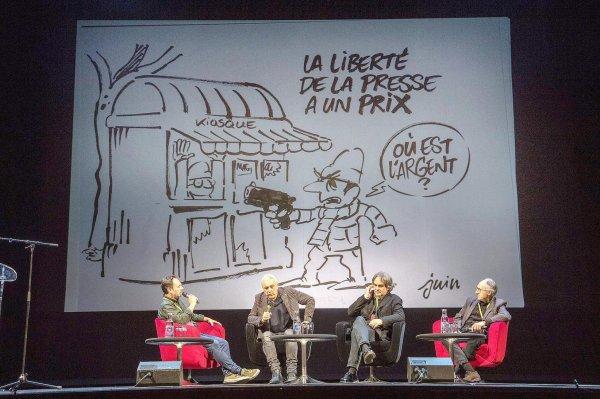 «Charlie Hebdo» prépare la relève