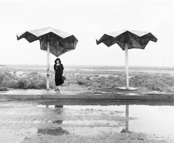 Aux frontières de l'espace et du temps expo à  La Maison européenne de la photographie à Paris