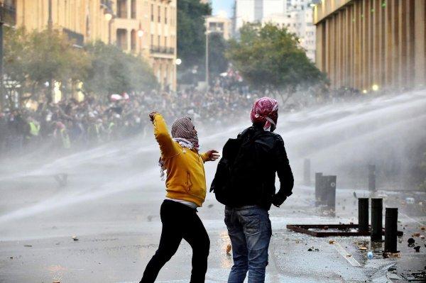 Affrontements violents au Liban