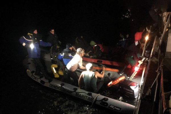 La Manche  péril, pour les migrants