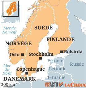 L'hiver doux scandinave bouscule la nature et les hommes