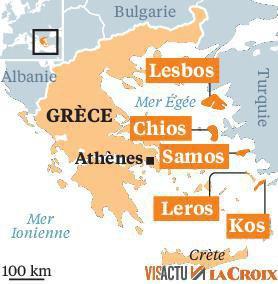 La Grèce appelle l'Europe à l'aide