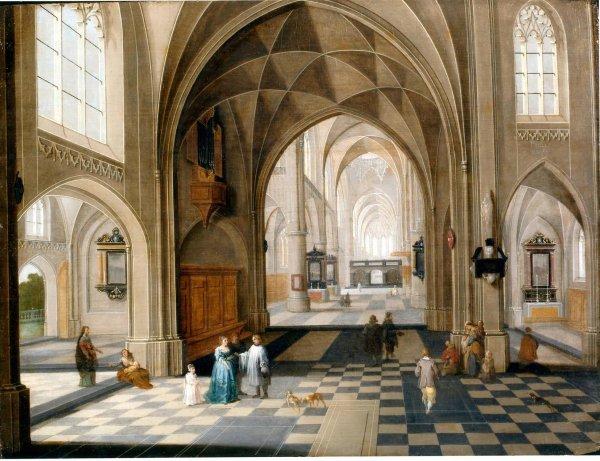 Expo au musée de Flandre (Cassel)  La beauté intérieure des églises dévoilée