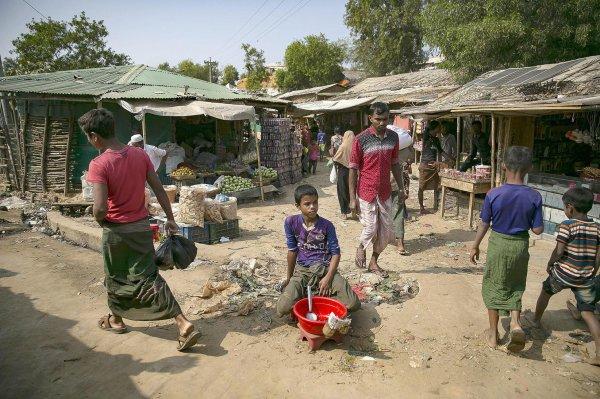 Les dilemmes inédits des travailleurs humanitaires