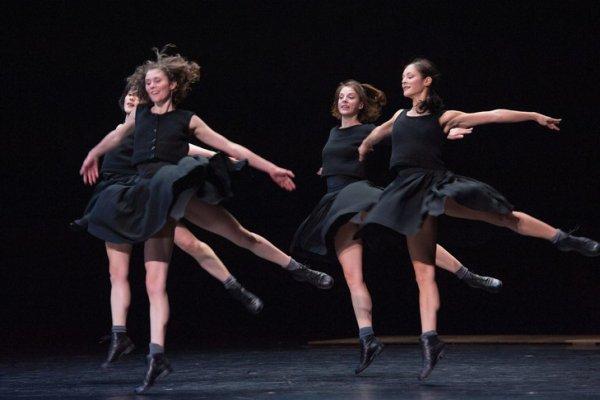 Danse, maîtriser l'art du contrepoint