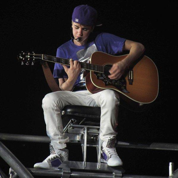 Justin Bieber icône générationnelle