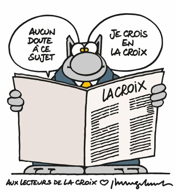 Philippe Geluck «L'humour est une branche de la philosophie»