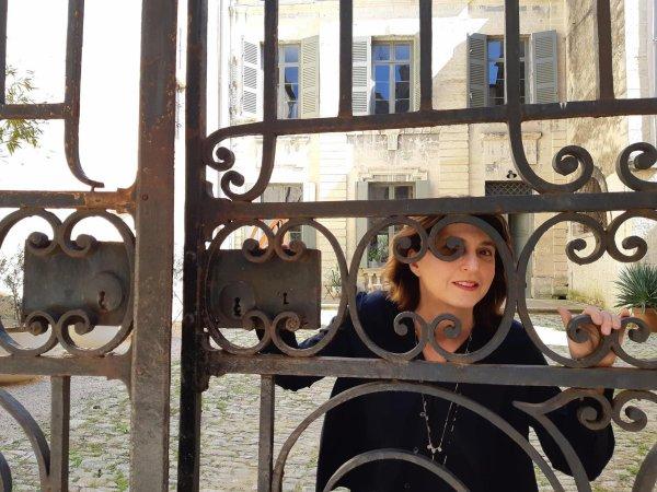 Sophie Marinopoulos « On ne peut pas vivre sans l'autre »