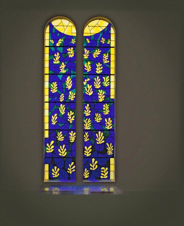 Contempler une oeuvre :  Matisse L'espoir d'un octogénaire