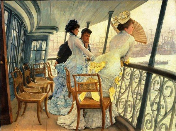 Exposition Tissot au Musée d'Orsay à Paris