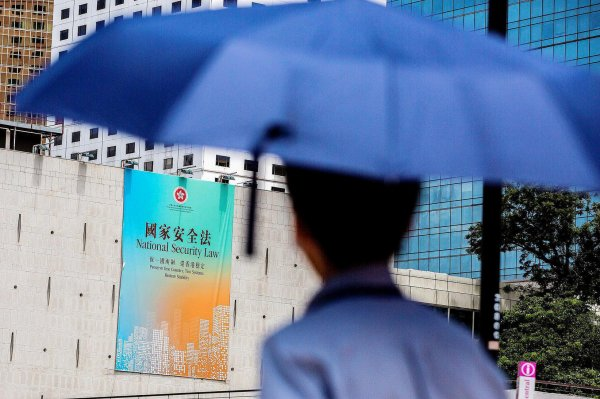 Pékin impose sa loi de sécurité nationale à Hong Kong