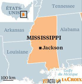 Le Mississippi abandonne le drapeau des États esclavagistes