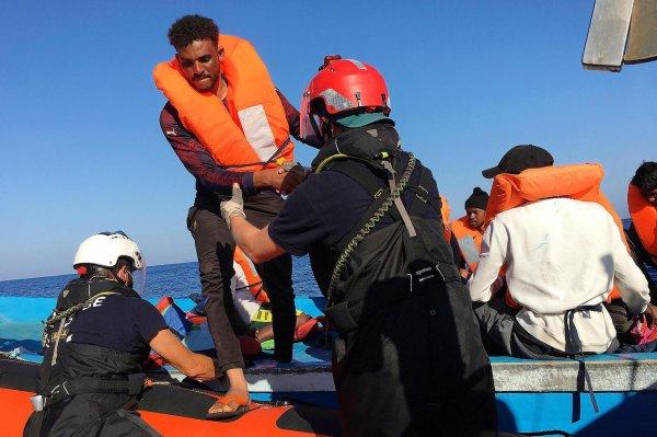 L'«Ocean Viking» en appelle à la solidarité européenne