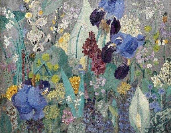Cedric Moris peintre