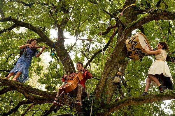 Festivals Le spectacle vivant grandeur nature à Annecy