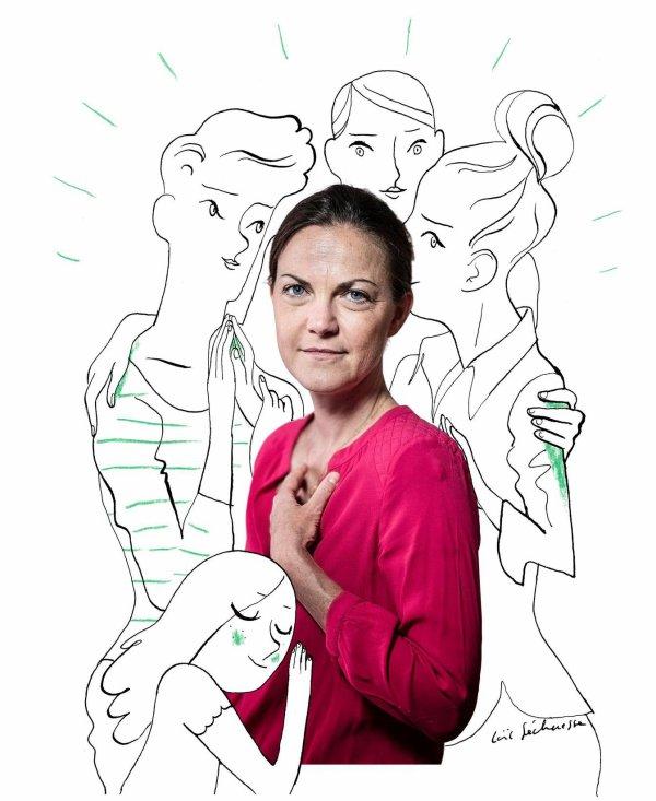 Claire Marin «Aimer sauve de l'absurde»