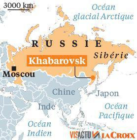 L'Extrême-Orient russe défie le Kremlin  Benjamin Quénelle
