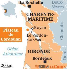 Cordouan «Versailles des mers» et roi des phares